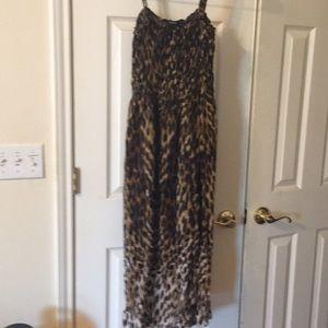 Just Love Dresses - Leopard Maxi